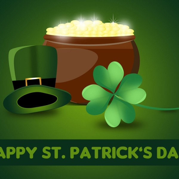 St. Patrick's Day in Portland Hills! We're open at 10am!