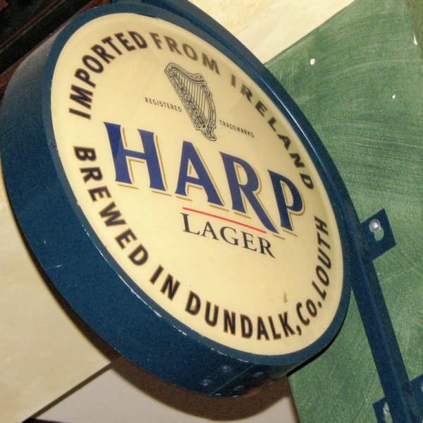 My New Favourite Beer: Harp Irish Lager