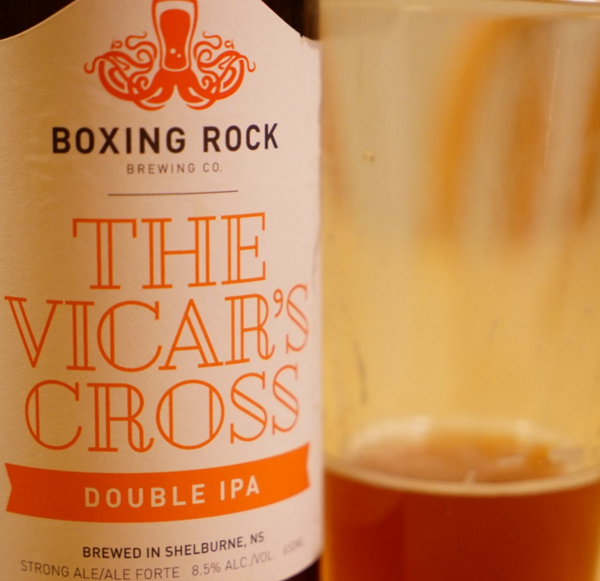 My New Favourite Beer Episode One: The Vicar's Cross