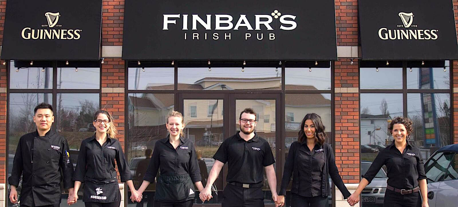 Benefits Nights at Finbar's